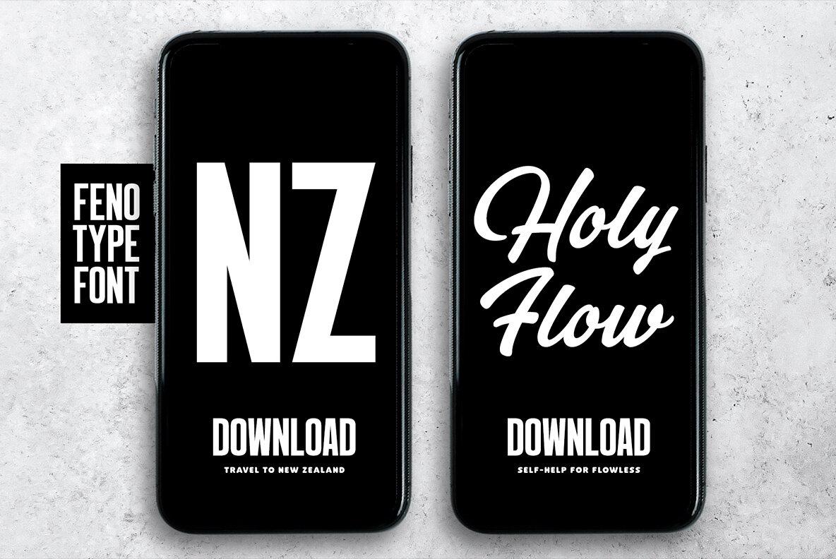 Download Kiosk - Desktop Font & WebFont - YouWorkForThem