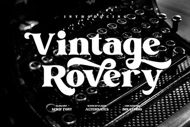 Vintage Rovery