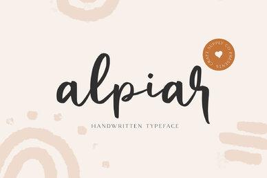 Alpiar