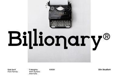 Billionary