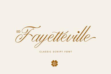 ED Fayetteville Script