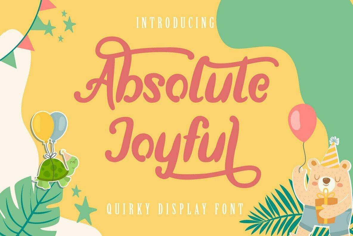 Absolute Joyful