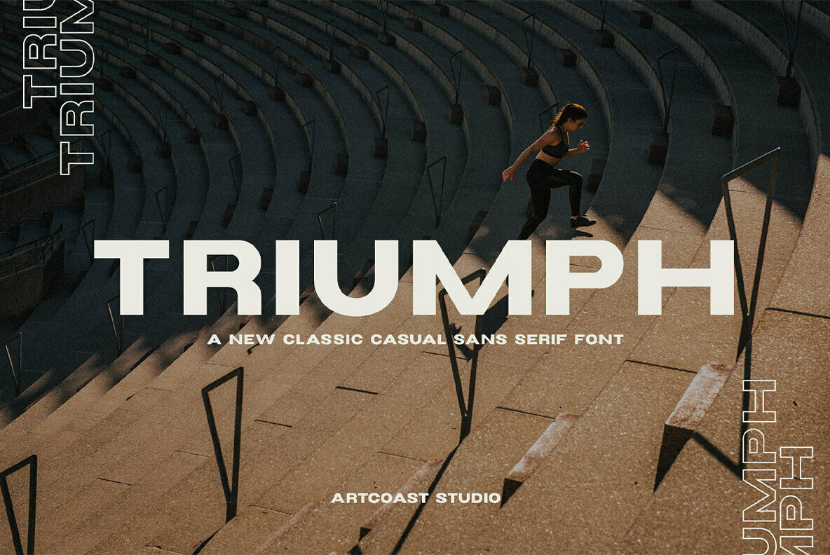 Triumph Wide