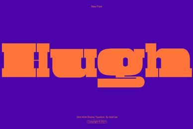 Hugh Ultra Wide