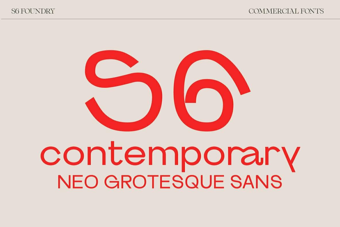 S6 Sans