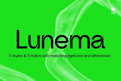 Lunema Sans