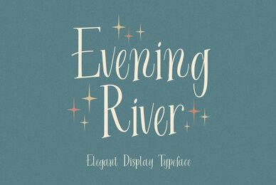 Evening River