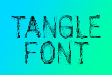 Tangle SVG Font