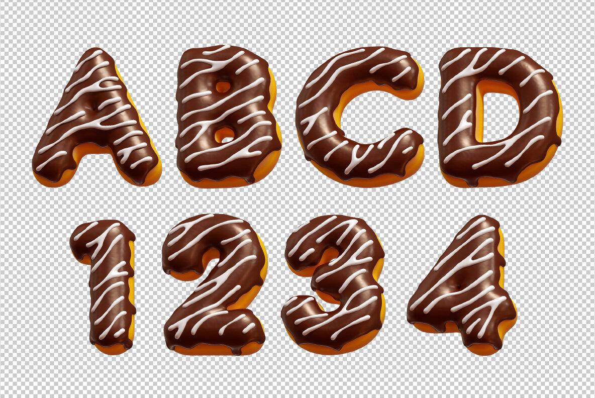 Profiterole SVG Font