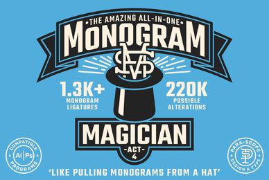 Monogram Forge 4