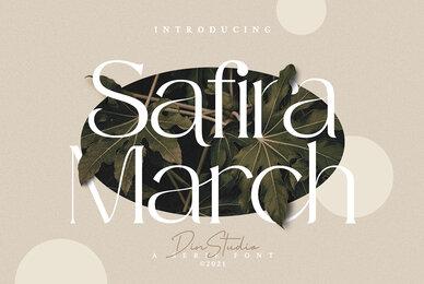 Safira March