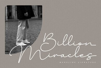 Billion Miracles