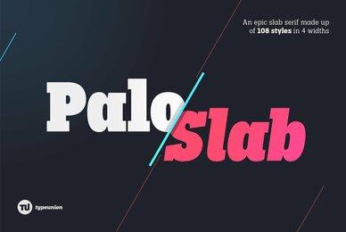Palo Slab
