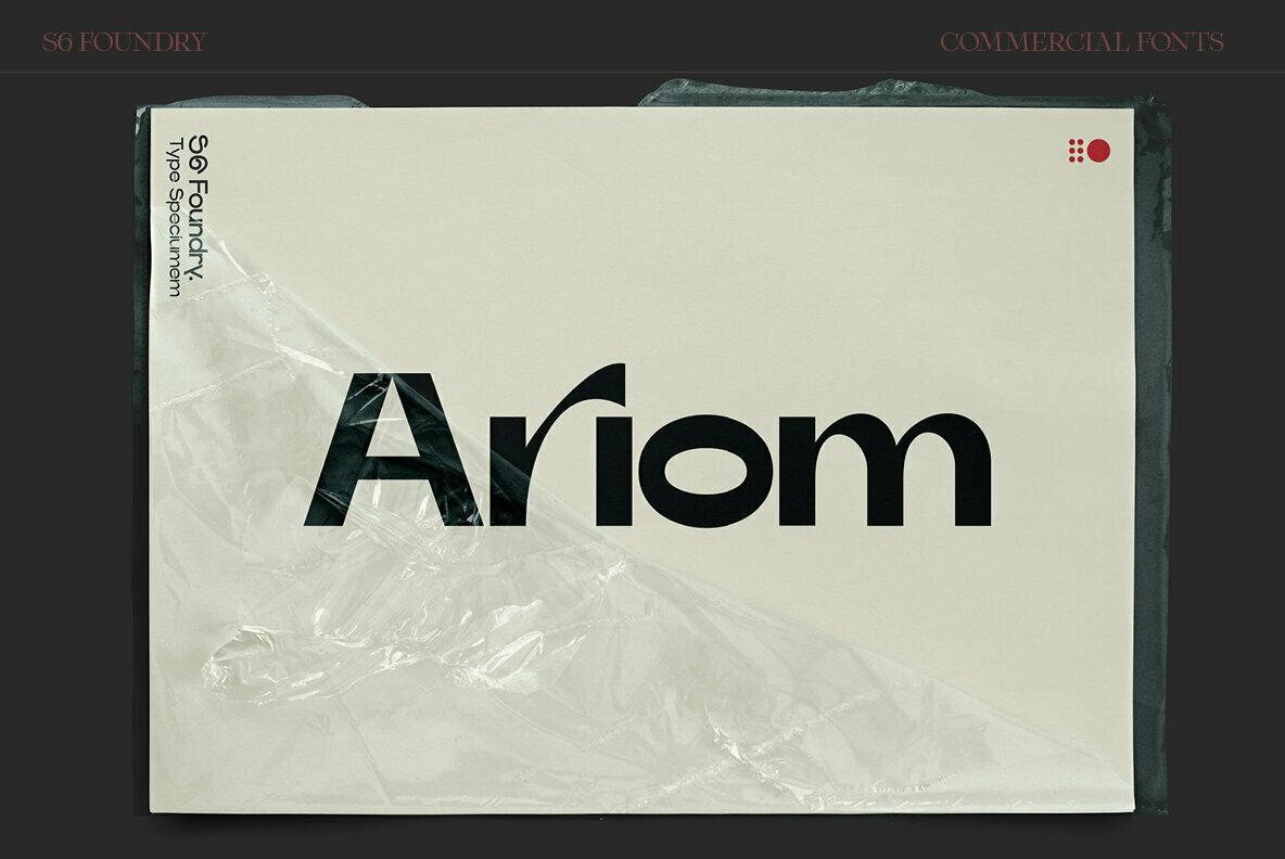 Ariom Sans