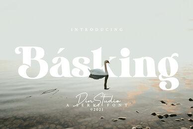 Basking