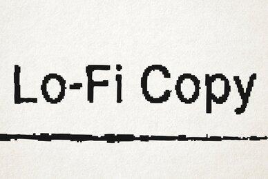 LoFi Copy