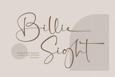 Billie Sight