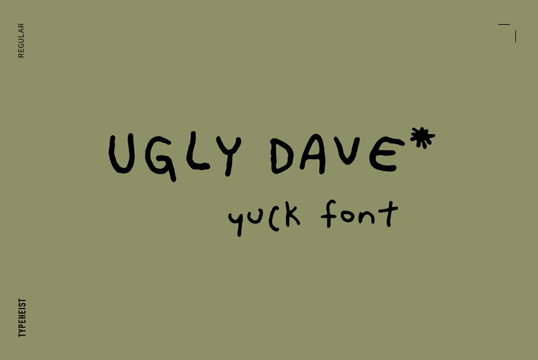 Ugly Dave