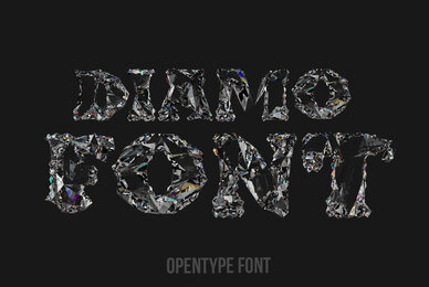 Diamo SVG Font