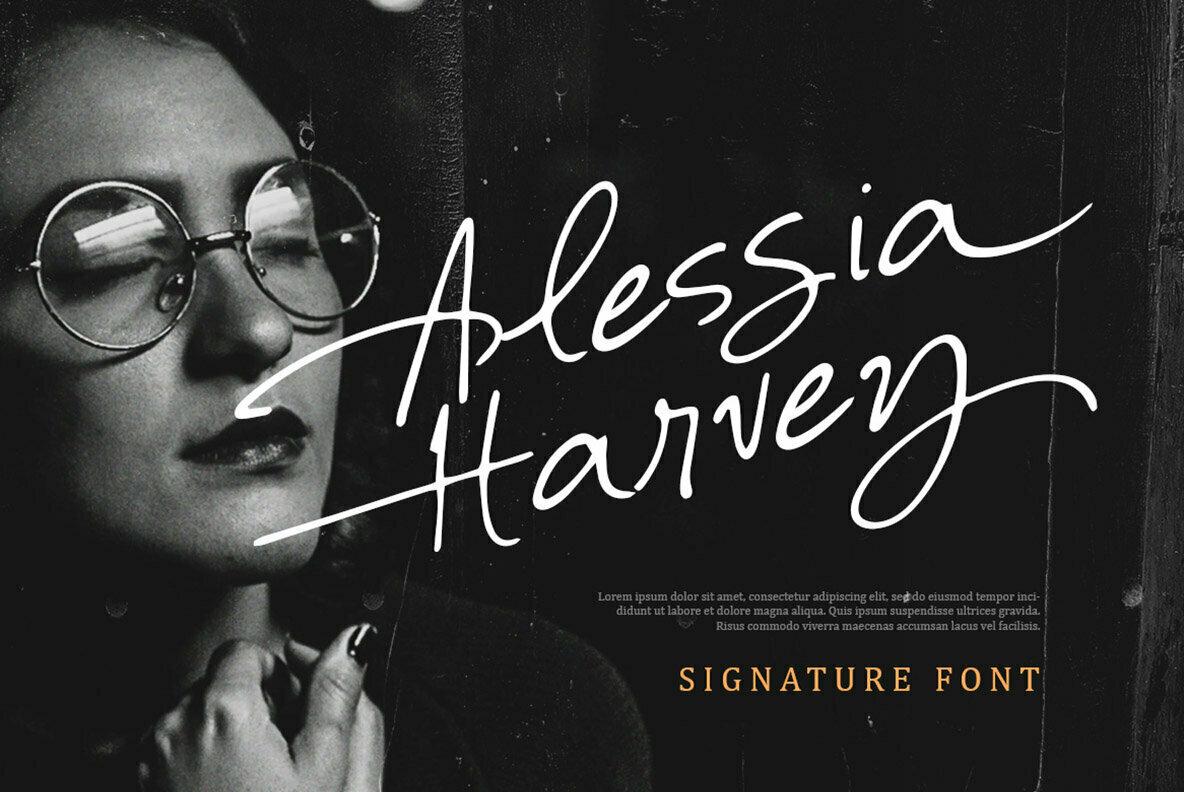 Alessia Harvey