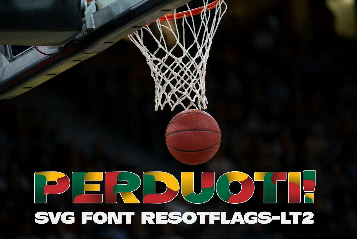 ResotFlags SVG Font