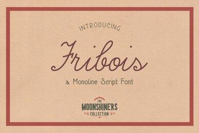 Fribois Script