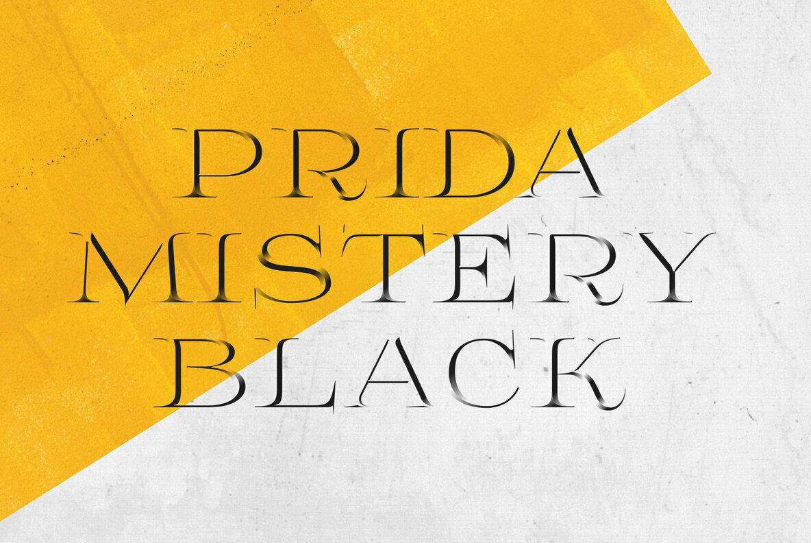 Prida Mistery