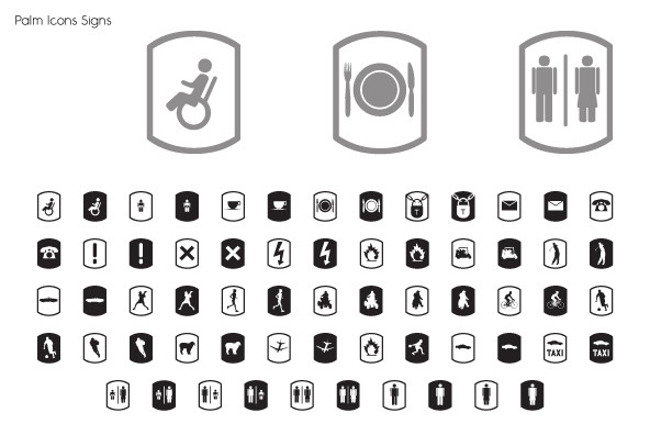 Palm Icons