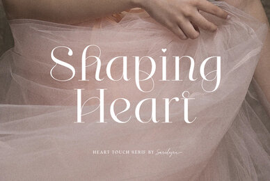 Shaping Heart