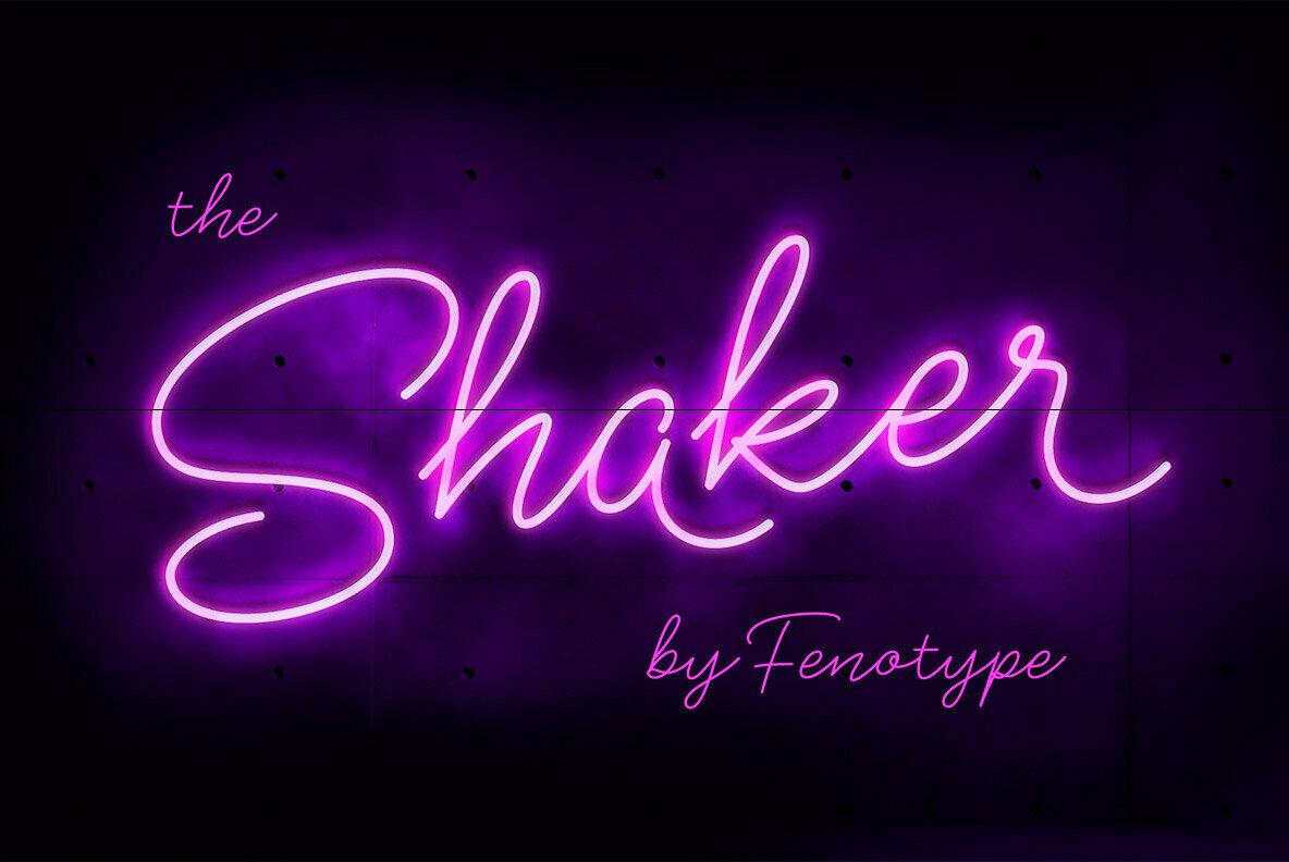 Shaker Script