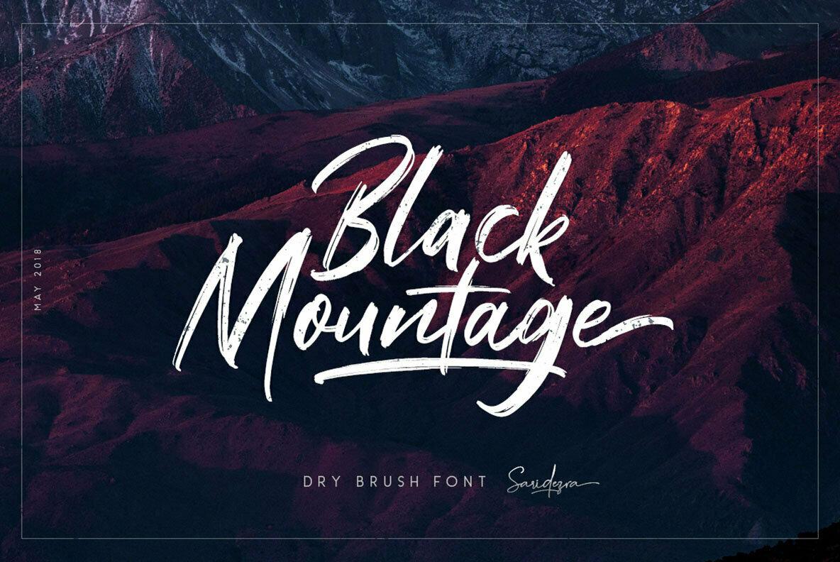 Black Mountage