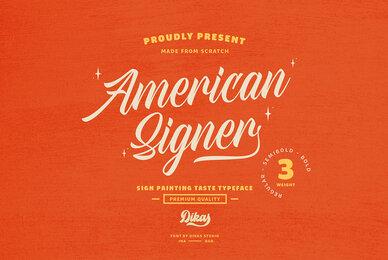 American Signer