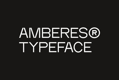 Amberes Grotesk