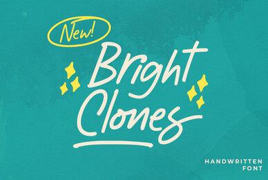 Bright Clones