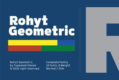 Rohyt Geometric