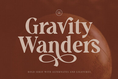 Gravity Wanders