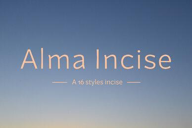 Alma Incise