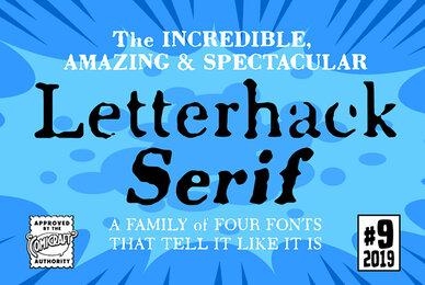 Letterhack Serif