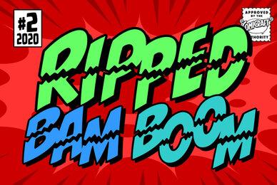 Ripped Bam Boom