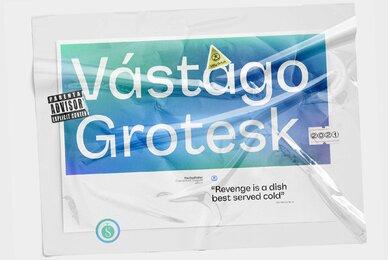 Vastago Grotesk