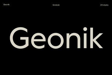 Geonik