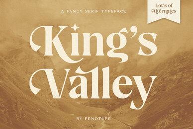Kings Valley