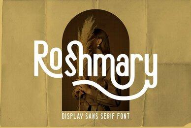 Roshmary