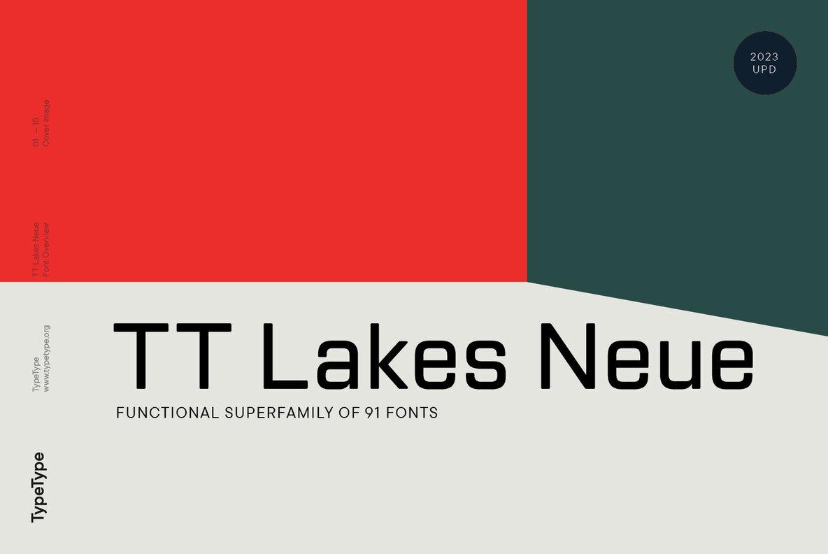 TT Lakes Neue