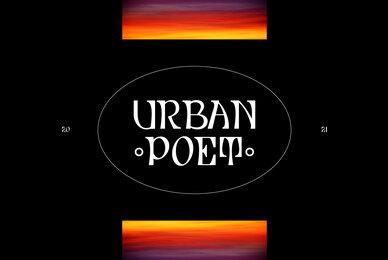 MBF Urban Poet