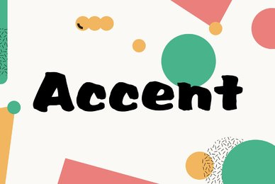 Accent