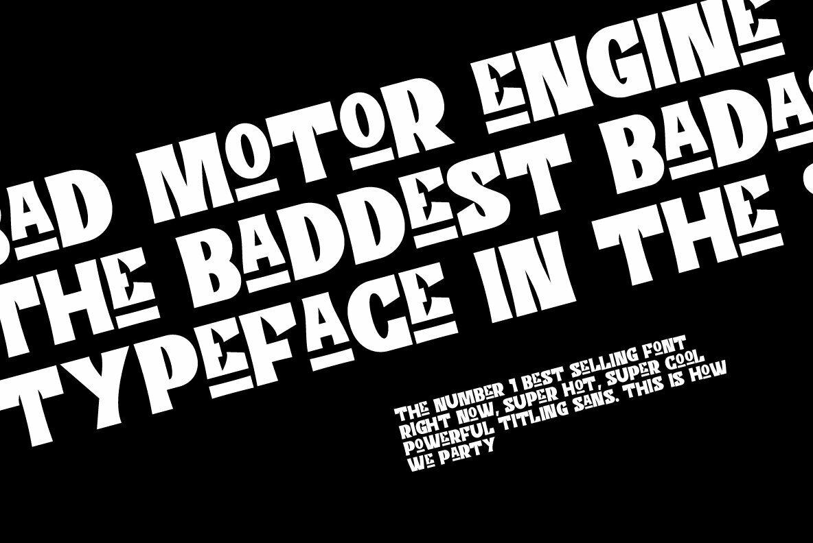 MBF Bad Motor