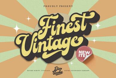 Finest Vintage