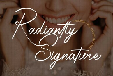 Radiantly Signature