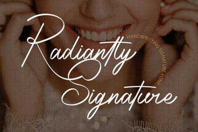 Radiantly Signature